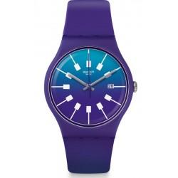 Reloj Unisex Swatch New Gent Crazy Sky SUOV400