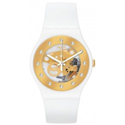 Reloj Mujer Swatch New Gent Sunray Glam SUOZ148