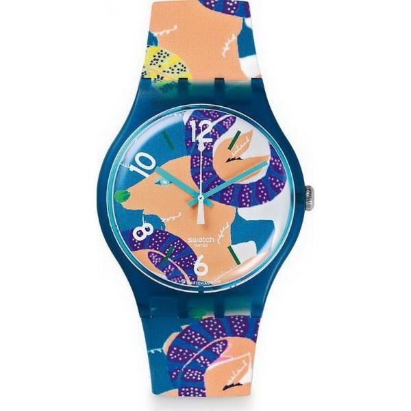 Comprar Reloj Unisex Swatch New Gent The Goat's Keeper SUOZ189