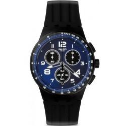 Comprar Reloj Unisex Swatch Chrono Plastic Nitespeed SUSB402 Cronógrafo