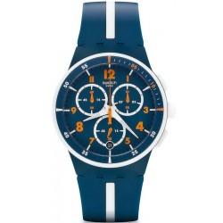 Comprar Reloj Hombre Swatch Chrono Plastic Whitespeed SUSN403 Cronógrafo