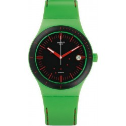 Comprar Reloj Unisex Swatch Sistem51 Sistem Frog SUTG401 Automático