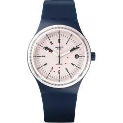 Reloj Unisex Swatch Sistem51 Sistem Navy SUTN400 Automático