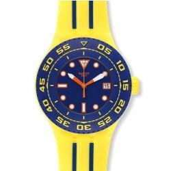 Reloj Unisex Swatch Scuba Libre Playero SUUJ400
