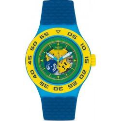 Reloj Unisex Swatch Scuba Libre Infrario SUUS102