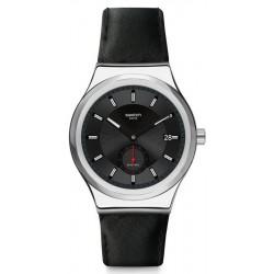 Comprar Reloj Hombre Swatch Irony Sistem51 Petite Seconde Black SY23S400 Automático
