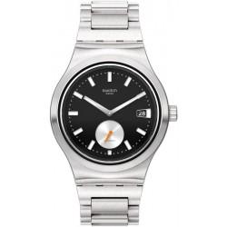 Comprar Reloj Hombre Swatch Irony Sistem51 Orange En Cage SY23S406G Automático