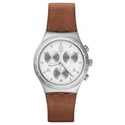 Reloj Hombre Swatch Irony Chrono Botillon YCS597 Cronógrafo