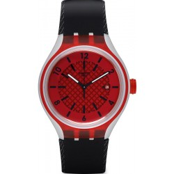 Reloj Unisex Swatch Irony Xlite Go Red YES4008
