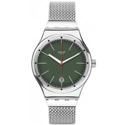 Comprar Reloj Unisex Swatch Irony Sistem51 Sistem Kaki YIS407G Automático