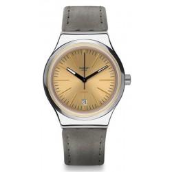 Comprar Reloj Unisex Swatch Irony Sistem51 Sistem Sand YIS411 Automático
