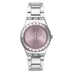 Reloj Mujer Swatch Irony Medium Pinkaround YLS455G