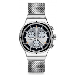 Reloj Unisex Swatch Irony Chrono TV Time YVS453M Cronógrafo