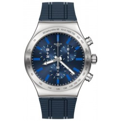 Reloj Hombre Swatch Irony Chrono Electric Blue YVS478 Cronógrafo