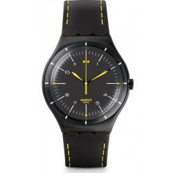 Comprar Reloj Hombre Swatch Irony Big Classic Black Bliss YWB100