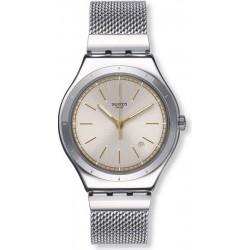 Comprar Reloj Hombre Swatch Irony Big Classic Mesh-Up YWS419G