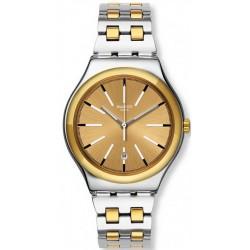Comprar Reloj Hombre Swatch Irony Big Classic Tico-Toco YWS421G