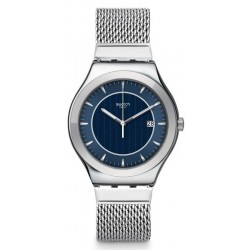 Reloj Hombre Swatch Irony Big Classic Blue Icone YWS449M