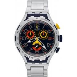 Reloj Hombre Swatch Irony Xlite Darkony YYS4006AG Cronógrafo
