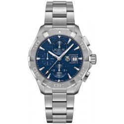99964b59c69 Reloj Hombre Tag Heuer Aquaracer CAY2112.BA0927 Cronógrafo Automático