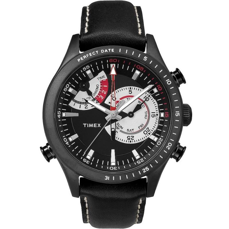 f3df7558a7bb Reloj Hombre Timex Intelligent Quartz Chrono Timer TW2P72600 ...