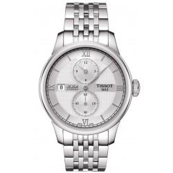 Reloj Tissot Hombre Le Locle Automatic Regulateur T0064281103802