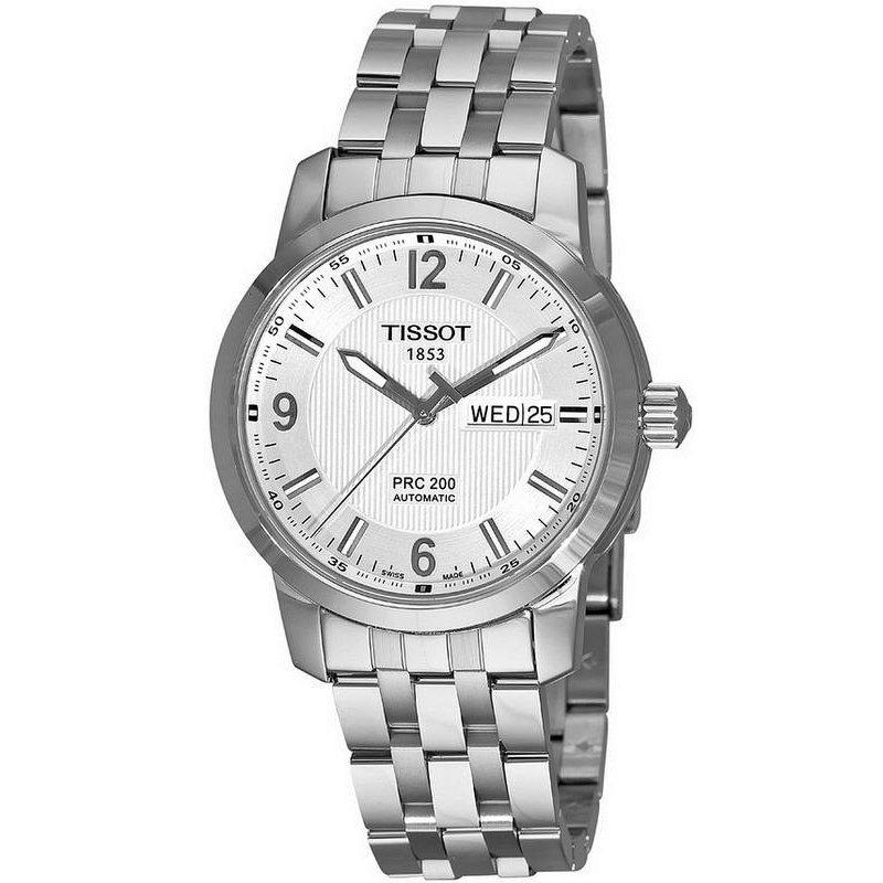 1e1308261645 Reloj Tissot Hombre T-Sport PRC 200 Automatic T0144301103700 ...