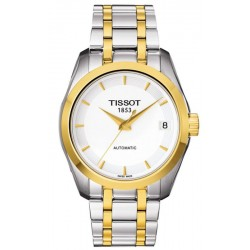 Comprar Reloj Tissot Mujer T-Classic Couturier Automatic T0352072201100
