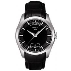 Reloj Tissot Hombre T-Classic Couturier Automatic T0354071605100