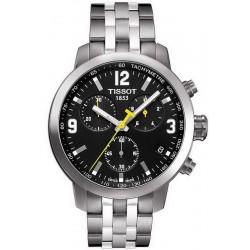 Reloj Tissot Hombre T-Sport PRC 200 Chronograph T0554171105700
