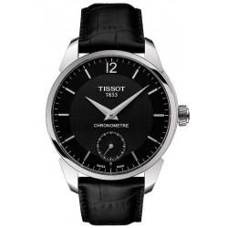 Reloj Tissot Hombre T-Complication Mechanical COSC T0704061605700