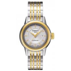 Comprar Reloj Tissot Mujer T-Classic Carson Automatic T0852072201100