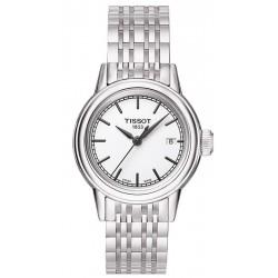 Comprar Reloj Tissot Mujer T-Classic Carson Quartz T0852101101100