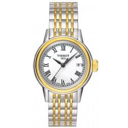 Comprar Reloj Tissot Mujer T-Classic Carson Quartz T0852102201300