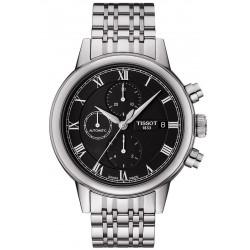 Comprar Reloj Tissot Hombre Carson Automatic Chronograph T0854271105300