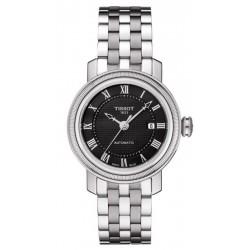 Comprar Reloj Tissot Mujer T-Classic Bridgeport Automatic T0970071105300