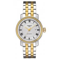 Comprar Reloj Tissot Mujer T-Classic Bridgeport Automatic T0970072203300