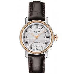 Comprar Reloj Tissot Mujer T-Classic Bridgeport Automatic T0970072603300