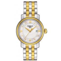 Comprar Reloj Tissot Mujer T-Classic Bridgeport T0970102211800 Madreperla
