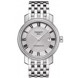 Comprar Reloj Tissot Hombre Bridgeport Powermatic 80 T0974071103300