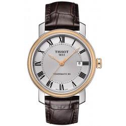 Reloj Tissot Hombre Bridgeport Powermatic 80 T0974072603300