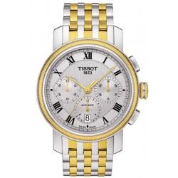 Comprar Reloj Tissot Hombre Bridgeport Automatic Chronograph Valjoux T0974272203300