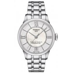 Comprar Reloj Tissot Mujer Chemin Des Tourelles Powermatic 80 T0992071111800