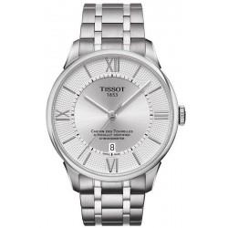 Comprar Reloj Tissot Hombre Chemin des Tourelles Powermatic 80 COSC T0994081103800