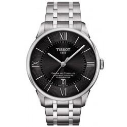 Comprar Reloj Tissot Hombre Chemin Des Tourelles Powermatic 80 COSC T0994081105800