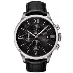 Comprar Reloj Tissot Hombre Chemin Des Tourelles Automatic Chronograph T0994271605800