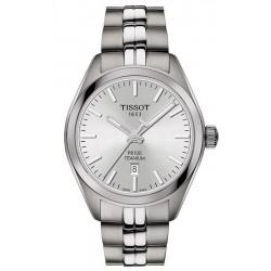 Reloj Tissot Mujer T-Classic PR 100 Titanium Quartz T1012104403100