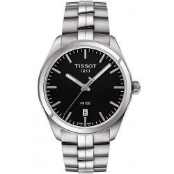 Reloj Tissot Hombre T-Classic PR 100 Quartz T1014101105100
