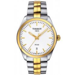 Reloj Tissot Hombre T-Classic PR 100 Quartz T1014102203100