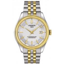 Comprar Reloj Tissot Hombre Ballade Powermatic 80 COSC T1084082203700